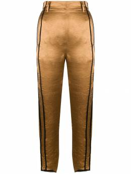 Ann Demeulemeester - cropped tailored trousers 09568P96993933655000