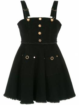 Alice Mccall - платье 'Girl Meets The Pearl' 0653BLACK93336639000