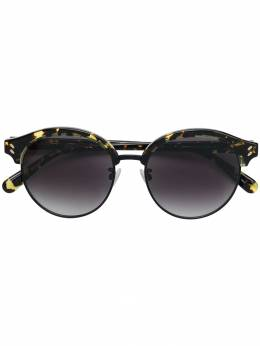 Stella McCartney Eyewear - classic round tinted sunglasses 059S6669936599580000