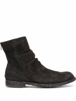 Officine Creative - ruched ankle boots PHIS6699596335000000