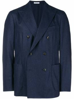 Boglioli - classic double-breasted jacket 60EBMC63693696890000