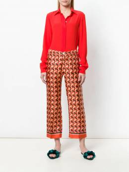 F.R.S For Restless Sleepers - printed trousers 60630TE6609690899698