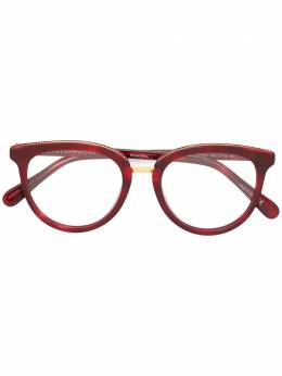 Stella McCartney Eyewear - круглые очки 930O9030386600000000
