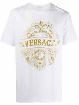 Versace Collection - футболка с логотипом 6683RVJ6669695938959