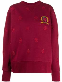 Tommy Hilfiger - coat of arms jumper RW695999535656600000