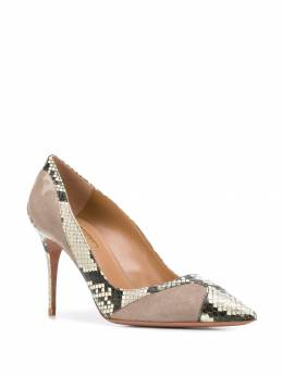 Aquazzura - Satine 10 pumps MIDP6SSUSRA953555590