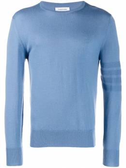 Thom Browne - tonal 4-bar sweater 059A6669595365653000