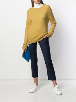 Jil Sander - crew neck sweater P350566WPY0665895033