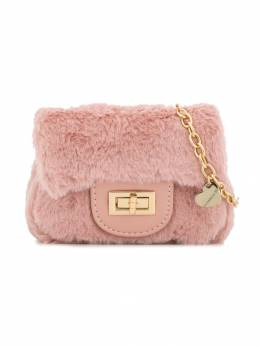 Monnalisa - faux fur clutch 66356369535006500000