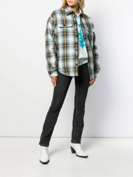 Dsquared2 - checked trucker shirt DL6606S5003695359659