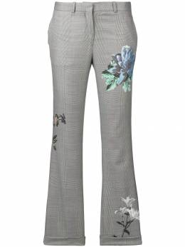 Each X Other - floral print tailored trousers 8G936869365883300000