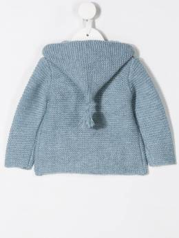 Il Gufo - double-breasted hooded sweater GF056EM6069503360900