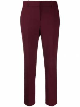 Theory - jetted crop trousers 69035959866530000000