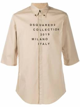 Dsquared2 - B.D. Roll Up shirt DM6330S3593595350996