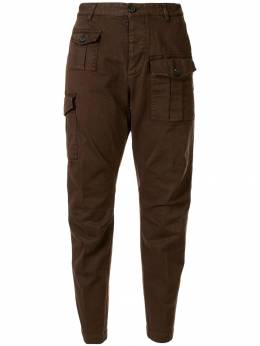 Dsquared2 - tapered cargo trousers KB6095S5005695956333