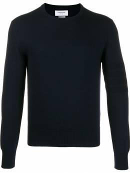 Thom Browne - crew neck knitted jumper 059A6669595060536000