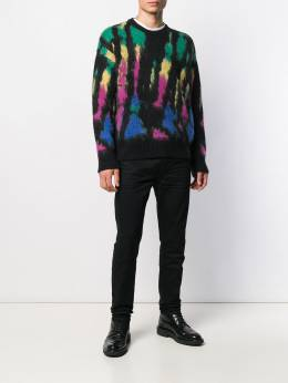 Dsquared2 - all-over pattern jumper HA6953S9699995356585
