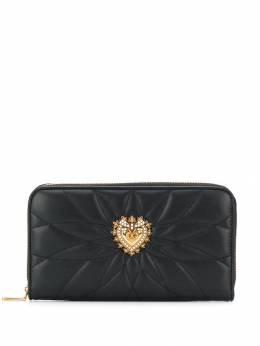 Dolce & Gabbana - Devotion zipped wallet 533AV963953586300000