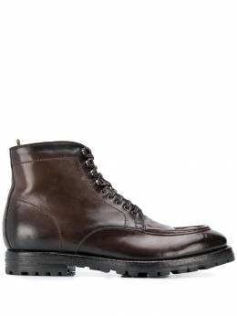 Officine Creative - ankle lace-up boots VAIL699AERCAD0959538