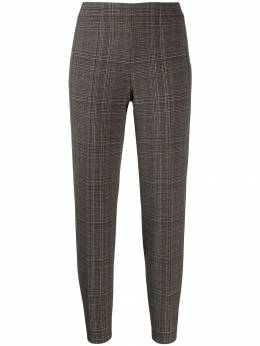 Piazza Sempione - plaid slim-fit trousers 38M6S336695360903000