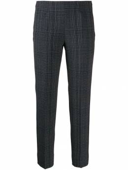 Piazza Sempione - slim-fit plaid trousers 38M6S336695360905000