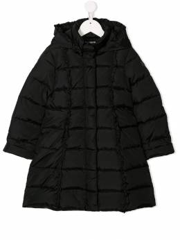 Il Gufo - square quilted coat GP035N66399535553500