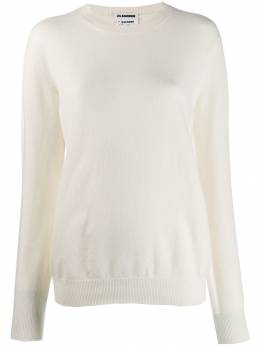 Jil Sander - round neck sweater P355699WPY9666895353