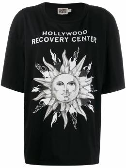 Fausto Puglisi - футболка Hollywood Recovery Center 3988VP65969535666900