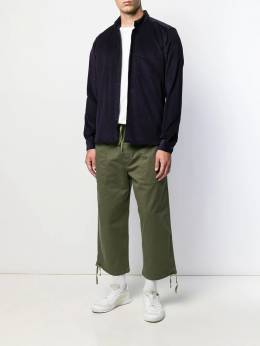YMC - long sleeved corduroy shirt BD953903050000000000