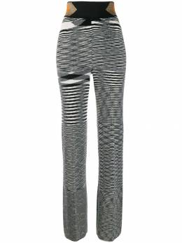 Missoni - high waisted knitted trousers 66953BK66CN953363360