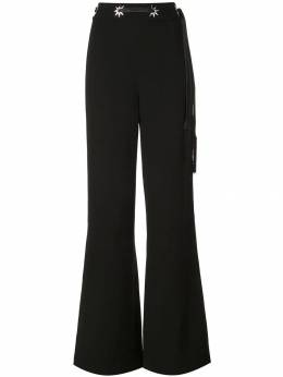 Jonathan Simkhai - star studded wide leg trousers 5663C953509830000000