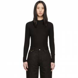 Eytys Black Toni Turtleneck 192640F09900105GB