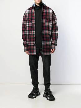 Juun.J - plaid shirt 965P09M9530050900000