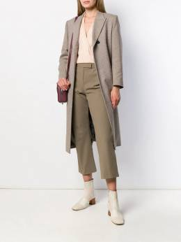 Theory - mid rise cropped trousers 65090950936960000000
