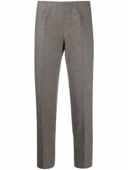 Piazza Sempione - checked cropped trousers 5S335995339006000000