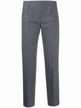 Piazza Sempione - cropped checked trousers 5S335995330583000000