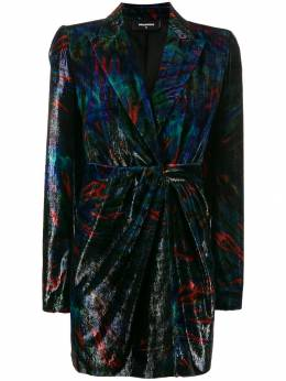 Dsquared2 - velvet suit jacket dress CV6605S5056595335055