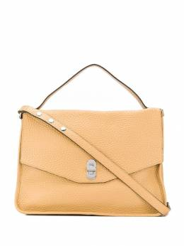 Coccinelle - textured leather tote I5906069TARIS9556693