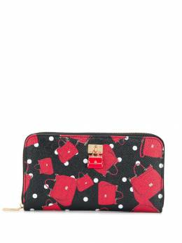 Dolce & Gabbana - mini handbags printed wallet 533AZ355955963860000