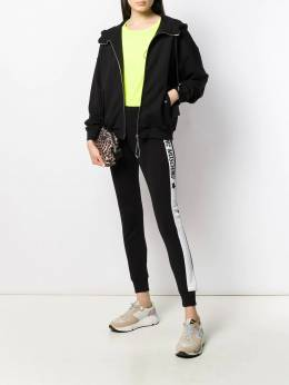 Love Moschino - side striped track pants 0593M566895383306000