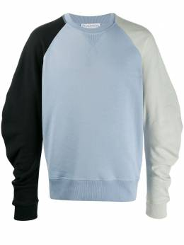JW Anderson - colour block sweatshirt 5999F333895953303050