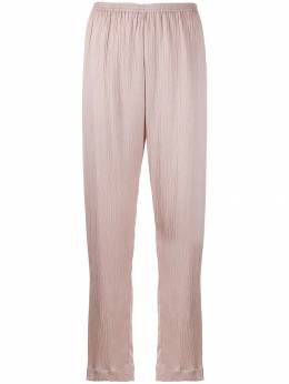 Forte Forte - pleated palazzo pants 6MYPANTS955689680000