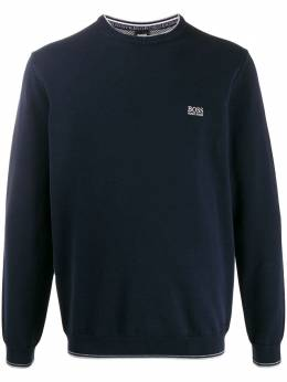 Boss Hugo Boss - embroidered logo sweatshirt 69595953533650000000