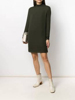 Theory - mock neck shift dress 60660959866630000000
