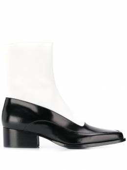 Y/Project - squared toe boots T0S93S63953855380000