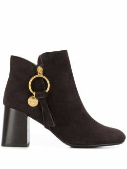 See By Chloé - high heel ankle boots 9958A966069556663900