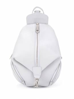 Rebecca Minkoff - convertible mini Julian pebble backpack 9SGD6689500939900000