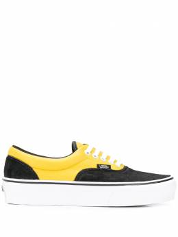 Vans - textured lace up sneakers A3WLUVYE953956560000
