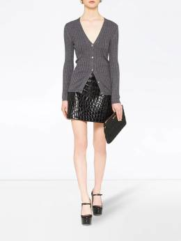 Miu Miu - ribbed knit cardigan 953BM595380038000000