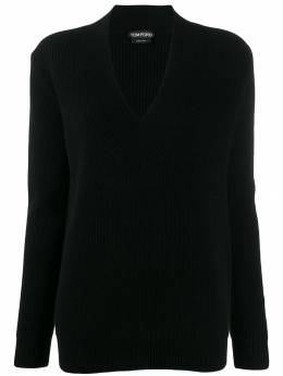 Tom Ford - ribbed v-neck jumper 906YAX00595595335000